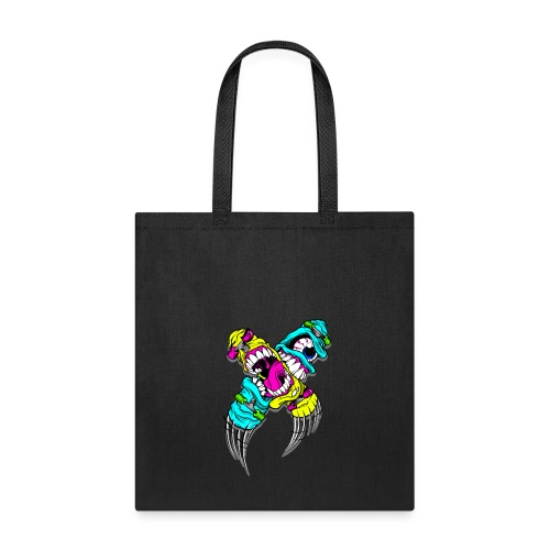 Monsters Skate - Tote Bag