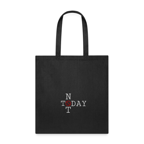 BTS NOT TODAY - Tote Bag