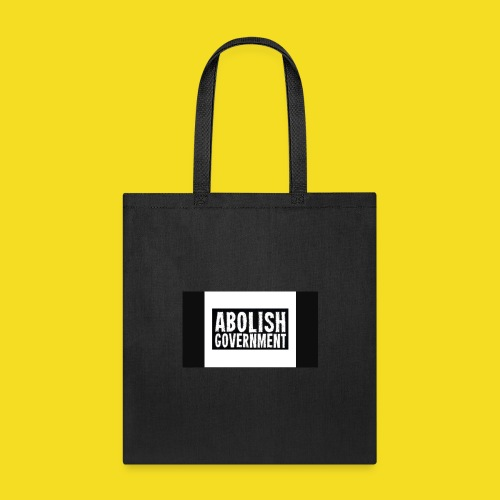Freedom 2020 Abolish Government - Tote Bag