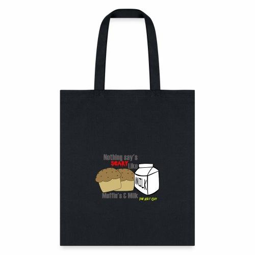 muffins & milk accessories - Tote Bag