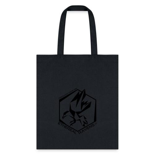 ER - Black Logo - Tote Bag