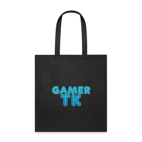 Gamer Tk logo - Tote Bag