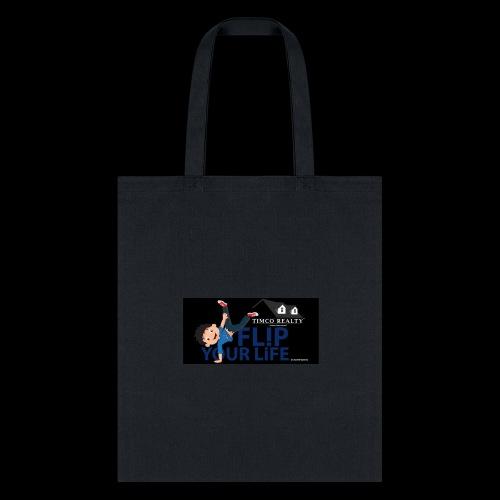FLIPYOURLIFE LINE - Tote Bag