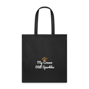 My Crown Sparkles. - Tote Bag