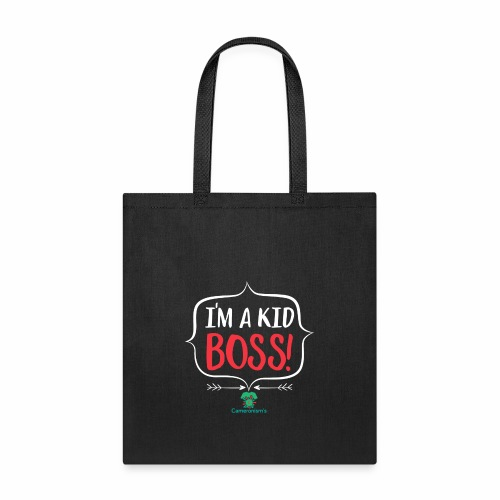 Kid Boss - Tote Bag