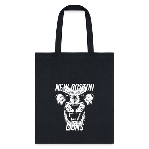 New Boston Growling Lion - Tote Bag