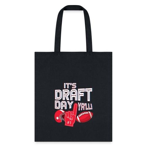 Fantasy Football Draft Day League Men Women Gift - Tote Bag