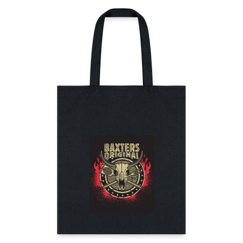 Baxters Original Tshirt Bullhorn - Tote Bag