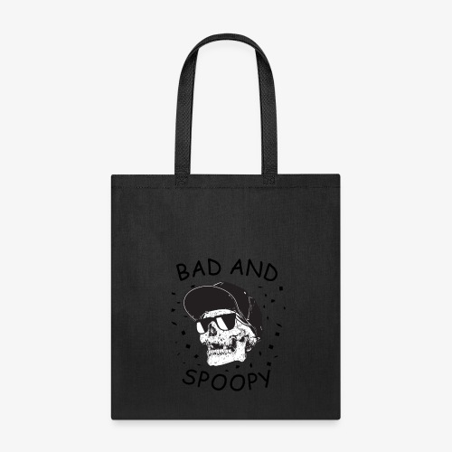 Bad and Spoopy - Tote Bag