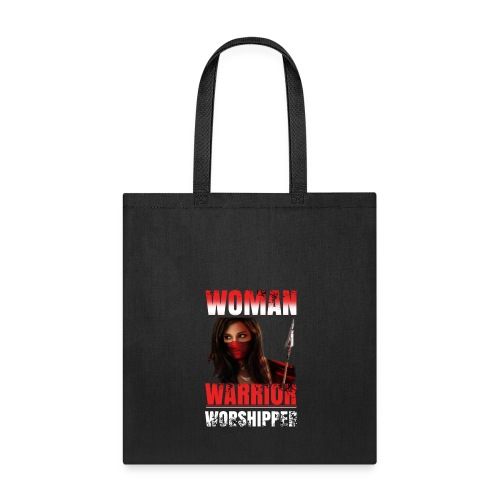Woman warrior worshipper - Tote Bag