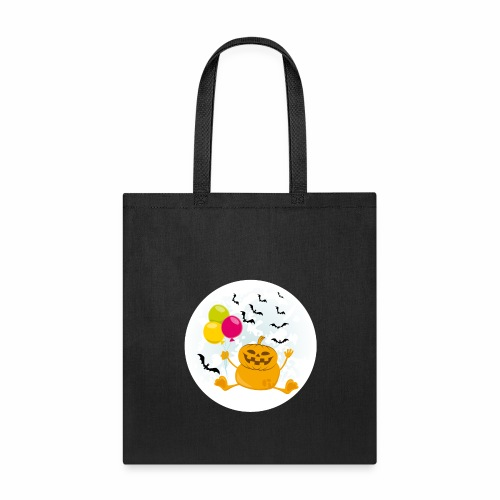Scary & Funny Halloween Tee - For kids and adults - Tote Bag