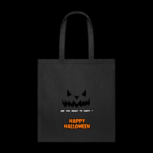happy halloween day t-shirt for men, women , youth - Tote Bag