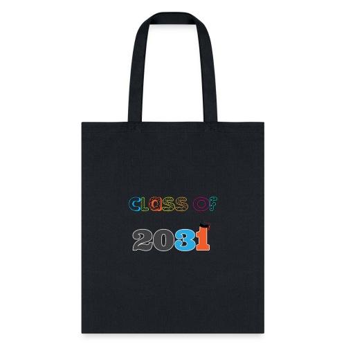 class of 2031 - Tote Bag