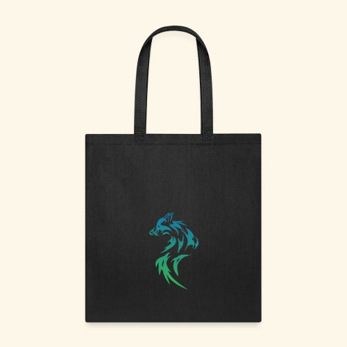 Fox and Dog T_Shirt - Tote Bag