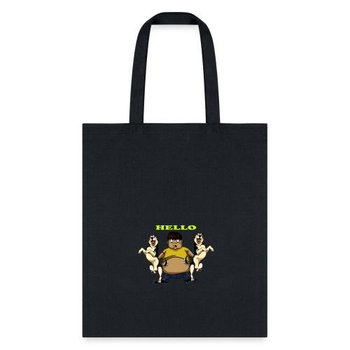 funny Boy - Tote Bag