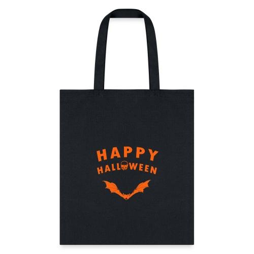 Happy Halloween T-shirt - Tote Bag