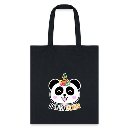 Pandacorn Panda Unicorn Tshirt - Tote Bag