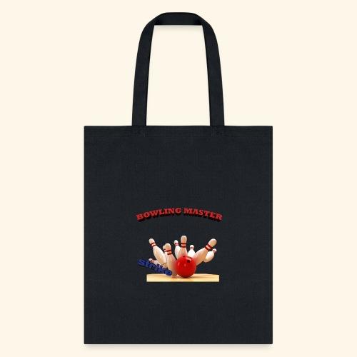 bowling master - Tote Bag