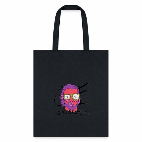 pnl - qlf que la famille t-shirt rap - Tote Bag