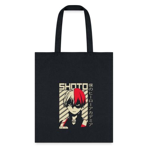 Boku No Heroe Academia Plus Ultra Shoto - Tote Bag