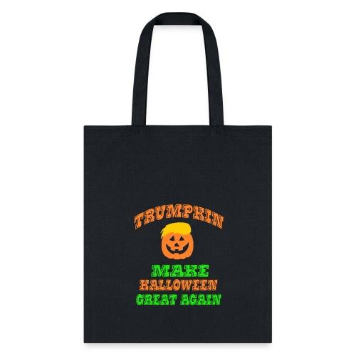 Trumpkin Halloween Shirt - Tote Bag