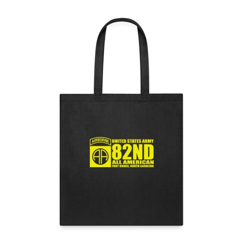 airborne 82nd - Tote Bag