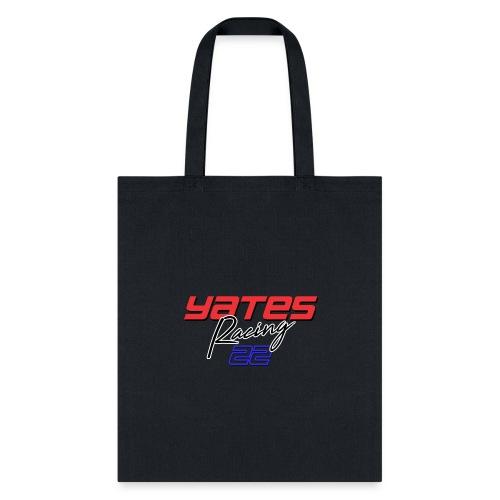 Yates Racing RED - Tote Bag