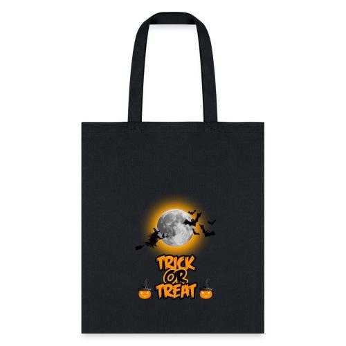 Treak or treat Halloween gift, The best Halloween - Tote Bag