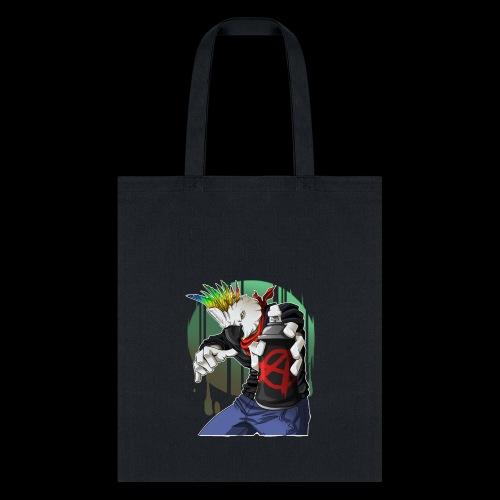 Anarchy Cockatoo - Tote Bag