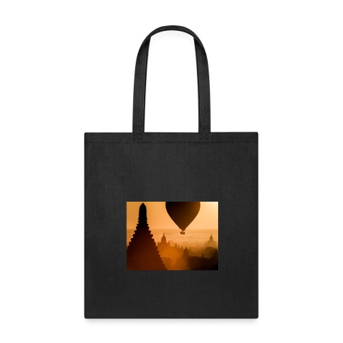 TEMPLE DAWN - Tote Bag