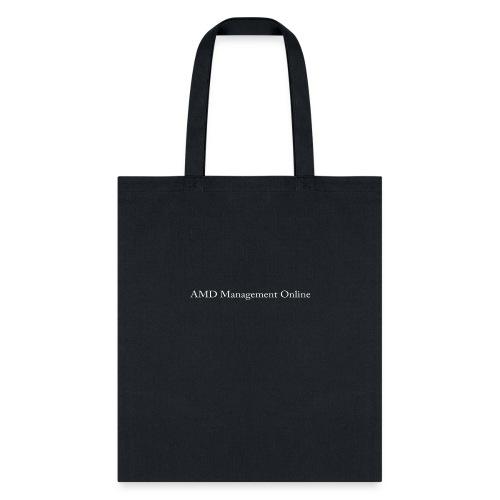 AMD Management Online - Tote Bag