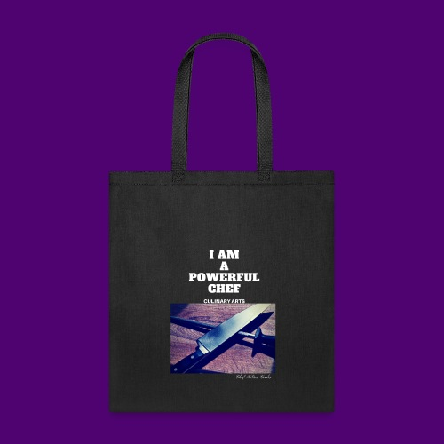 Powerful Chef - Tote Bag