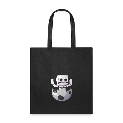 Cartoon Skeleton - Tote Bag