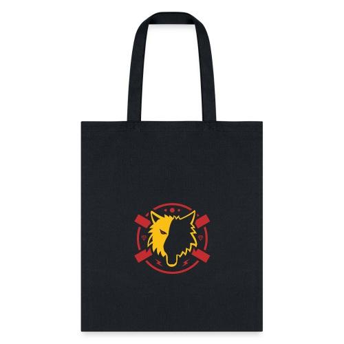 AktifWolf RedX - Tote Bag