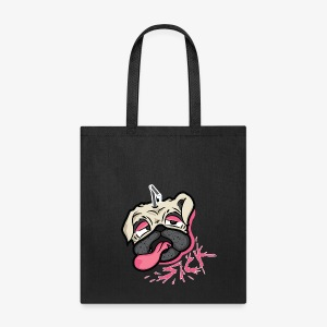 Sick - HeadDOGBBQ - Tote Bag