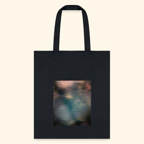 Wavey Blurr - Tote Bag