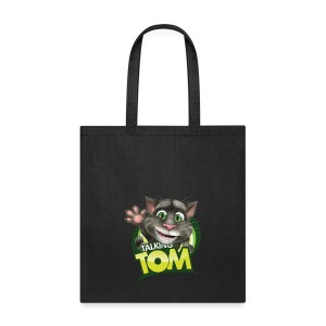Talking_TOM_wave_preview_lowRes - Tote Bag