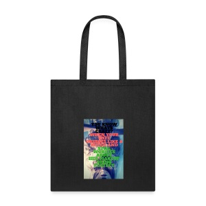 i see my face in the mirror an - Tote Bag