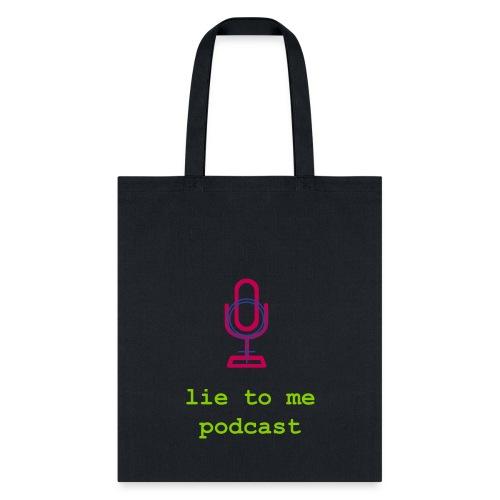 lie2melogo2 - Tote Bag