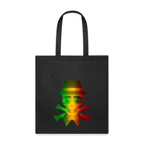 Rasta Man Rebel - Tote Bag