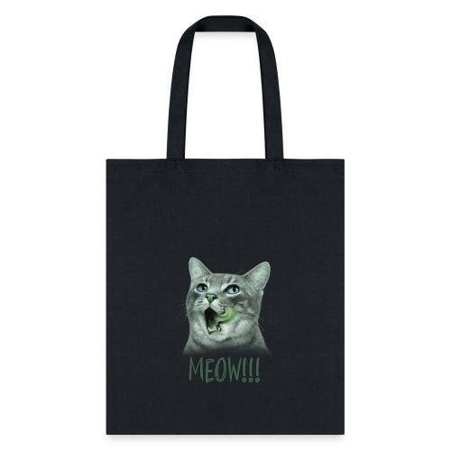 Cat Design For T-Shirt, Hoodies, Tank Tops - Tote Bag