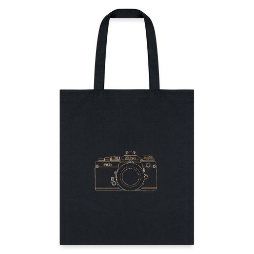 GAS - Nikon FM3a - Tote Bag