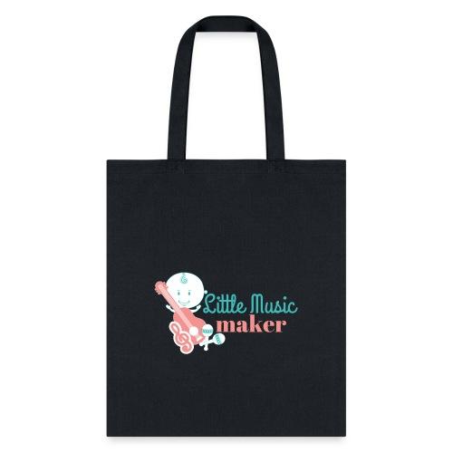 Music Maker (Boy) - Tote Bag