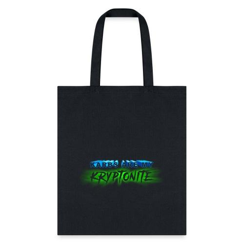 Karbs Are My Kryptonite - Tote Bag