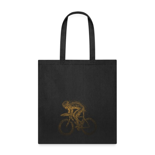 bike-man - Tote Bag