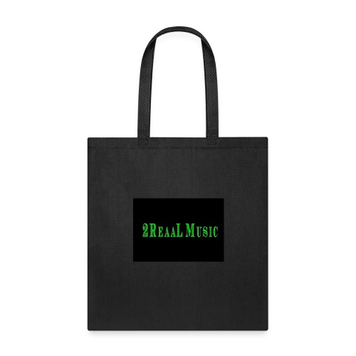 2ReaaL Music - Money Design - Tote Bag