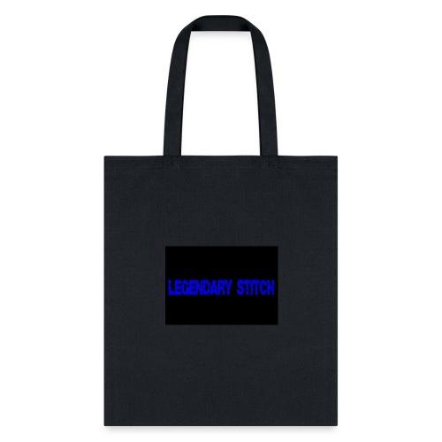 Legendary Stitch - Blue Stitch Design - Tote Bag