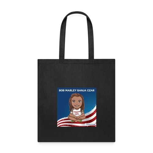 Ganja Czar Sticker - Tote Bag
