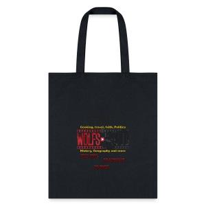 TheWolfsWorld Merch - Tote Bag