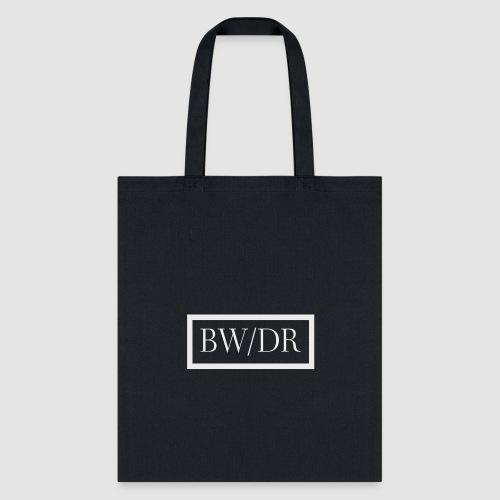 BW/DR Logo - Tote Bag